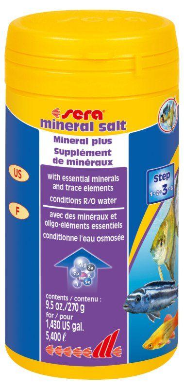 Sera Mineralsalt 250ml