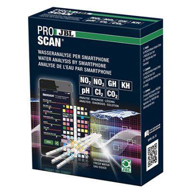 JBL Pro Scan teststrips