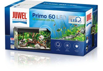 Juwel Primo 60 - Svart