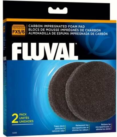 Filtermatte aktivt kull FX4/FX5/FX6