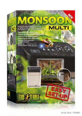 Exo Terra Monsoon Multi Dim 8L - Regnmaskin