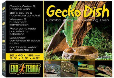 Exo Terra Matskål Gecko
