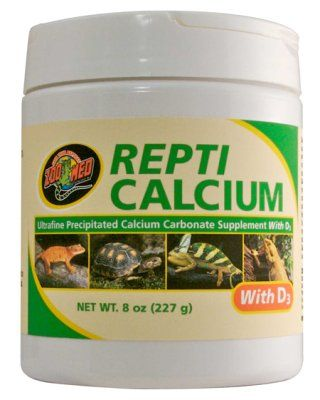 Zoo Med Repti Calcium 227g med D3