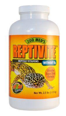 Zoo Med Reptivite 227g uten D3