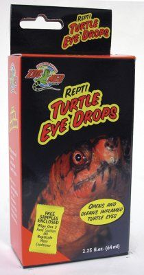 Zoo Med Repti Turtle Eye Drops 64ml
