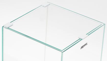 Aquael Dekkglass til 30L Hvit
