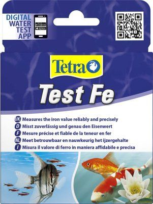 Tetra Jern test