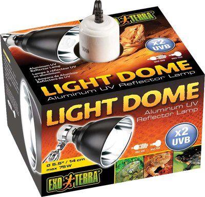Exo Terra Light Dome 14cm