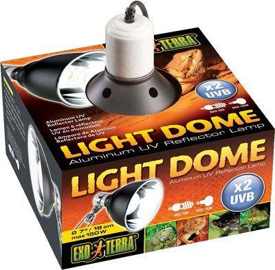 Exo Terra Light Dome 18cm
