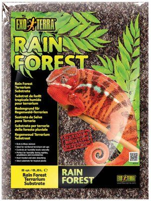 Exo Terra Rain Forest 8,8L
