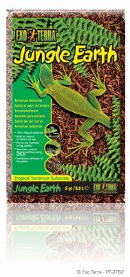 Exo Terra Jungle Earth 8,8L