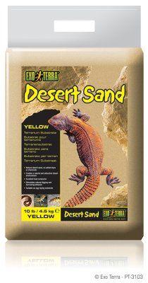 Exo Terra Desert Sand - Gul