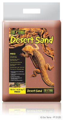 Exo Terra Desert Sand - Rød