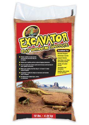 Zoo Med Excavator Clay 4,5kg