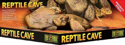 Exo Terra Reptile Cave - M
