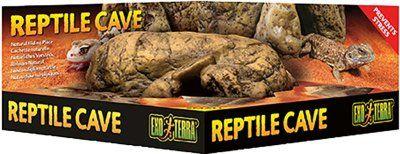 Exo Terra Reptile Cave - L