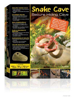 Exo Terra Snake Cave - L