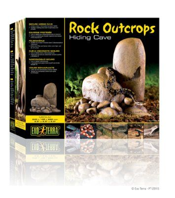Exo Terra Rock Outcrops - M