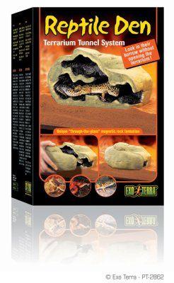 Exo Terra Reptile Den - M