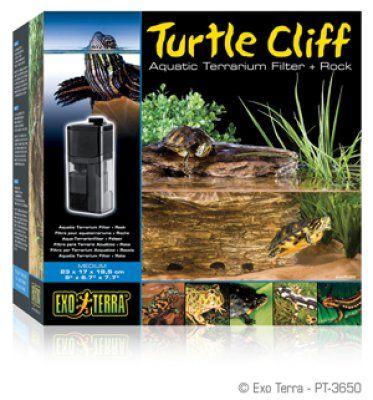 Exo Terra Turtle Cliff - S