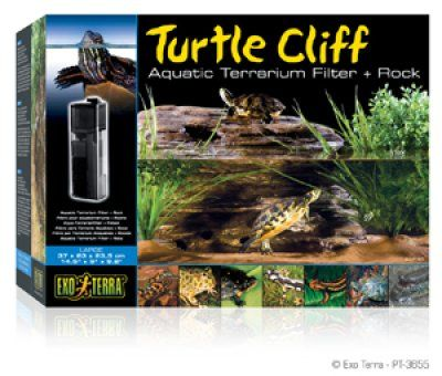 Exo Terra Turtle Cliff - L