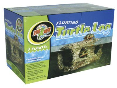 Zoo Med Turtle Log