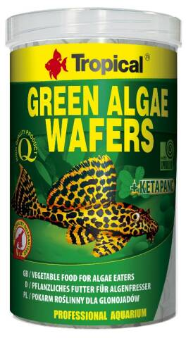 Tropical Green Algae Wafers 1L