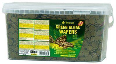 Tropical Green Algae Wafers 5L