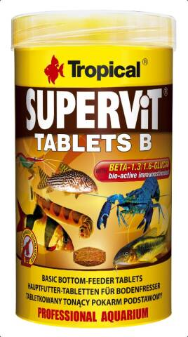 Tropical Supervit Tablets B 250ml