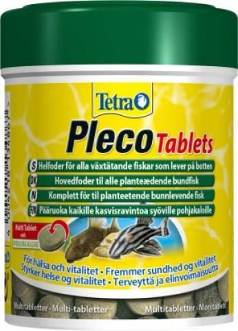 Tetra Pleco Tablets 275 tabletter