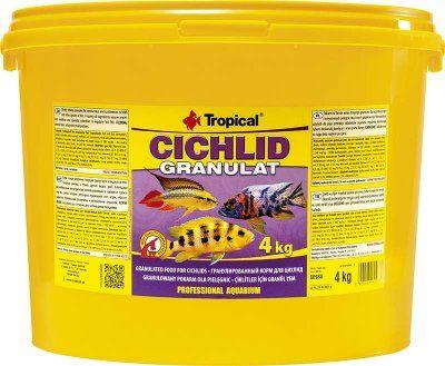 Tropical Cichlid Granulat 5L