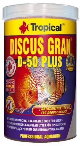 Tropical Discus Gran D-50 Plus 250ml