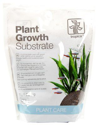 Tropica plantesubstrat 1L