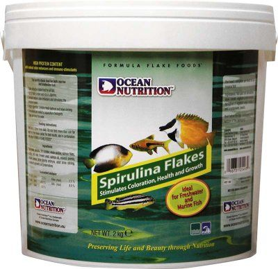 ON Spirulina Flakes 2kg