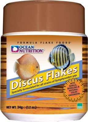 ON Discus Flakes 34g