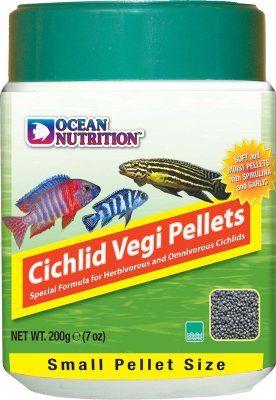 ON Cichlid Vegi Pellets 200g - S