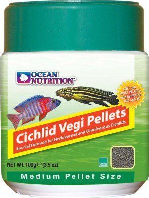 ON Cichlid Vegi Pellets 100g - M
