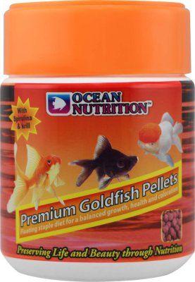 ON Premium Goldfish Pellets 110g