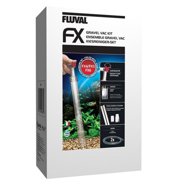 Fluval FX Gravel Vacuum set