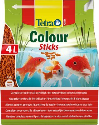 Tetra Pond Colour 4L