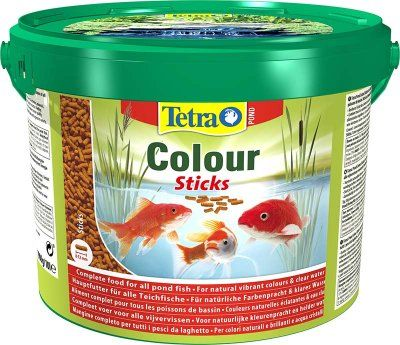 Tetra Pond Colour 10L