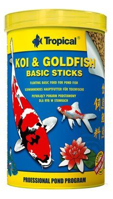 Tropical Koi & Goldfish Basic - 1L