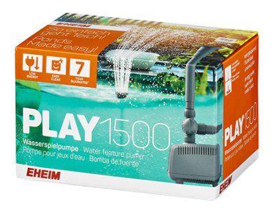 Eheim fontenepumpe Play 1500