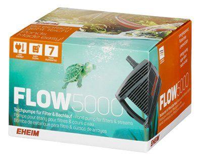 Eheim dampumpe Flow 5000