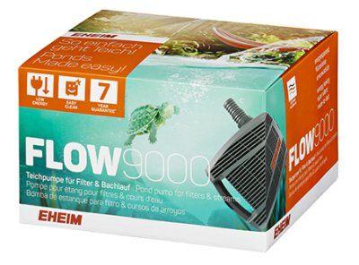 Eheim dampumpe Flow 9000