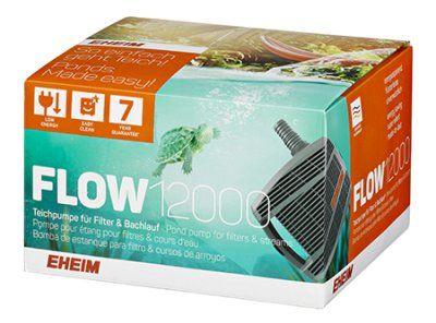 Eheim dampumpe Flow 12000