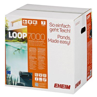 Eheim Biofilter Loop 7000