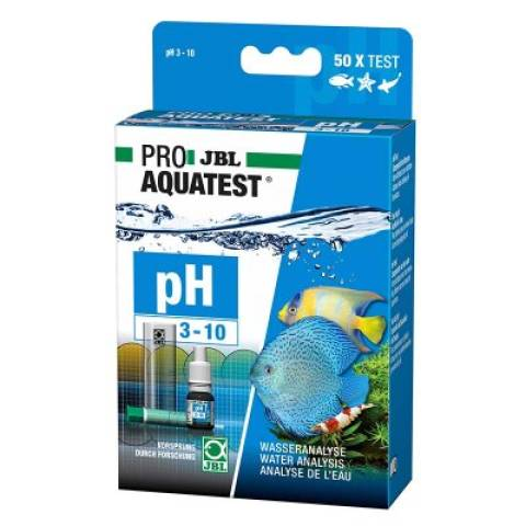 JBL Pro Aquatest PH 3.0-10.0