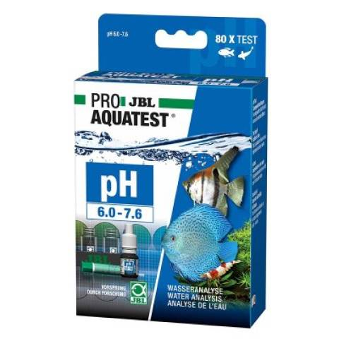 JBL Pro Aquatest PH 6.0-7.6