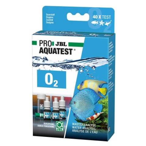 JBL Pro Aquatest O2